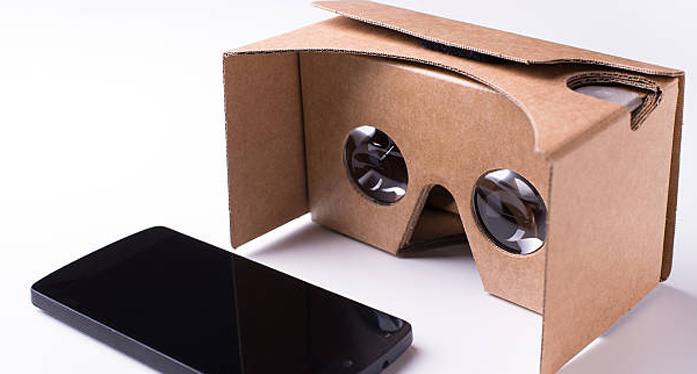 Google Cardboard - VR Headset