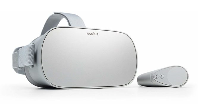 Oculus Go - the best autonomous virtual reality headset