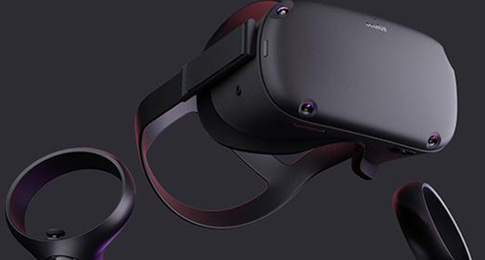 5faf691f5f56 Facebook Unveils a New Virtual Reality Headset