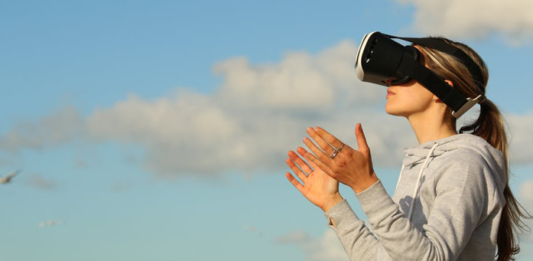 The Resolution of VR Headsets will be incredibly high from 2019