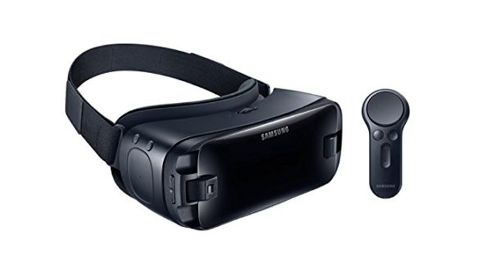 Samsung Gear VR - the best virtual reality headset for mobile