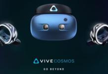 HTC Vive Cosmos-CES 2019