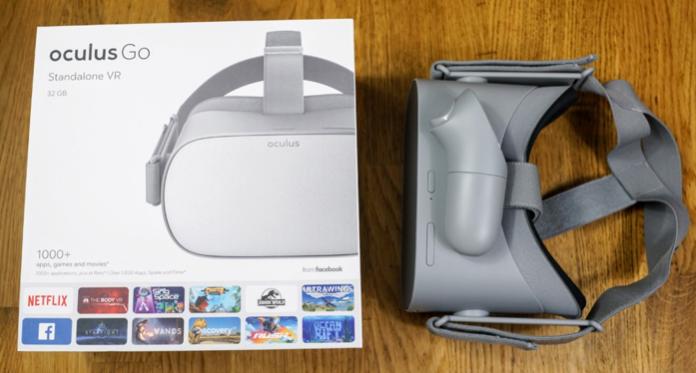 Oculus Go Test