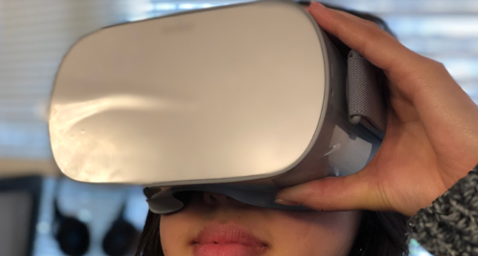 Oculus Go - a beautiful product signed Xiaomi