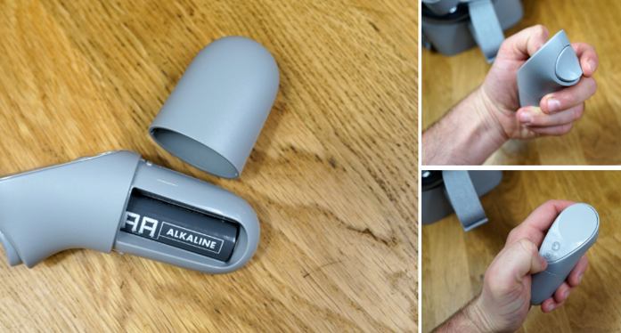 Remote Control - Oculus Go Test