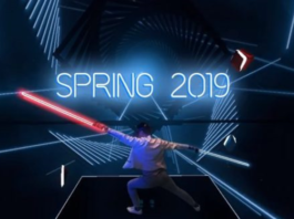 Beat Saber - the best VR Game