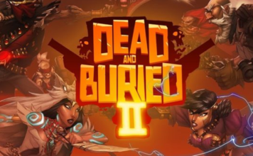 Dead & Buried 2 - best VR games