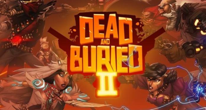 Dead & Buried 2 - best VR games