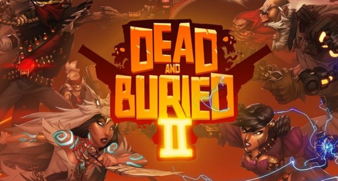 Dead and Buried 2 has just been announced by Facebook at GDC