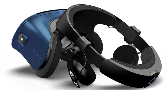 HTC Vive Cosmos - a modular virtual reality headset