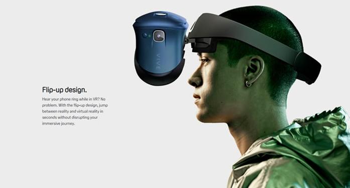 HTC Vive Cosmos- an original and practical design