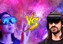 HoloLens 2 vs Magic Leap One