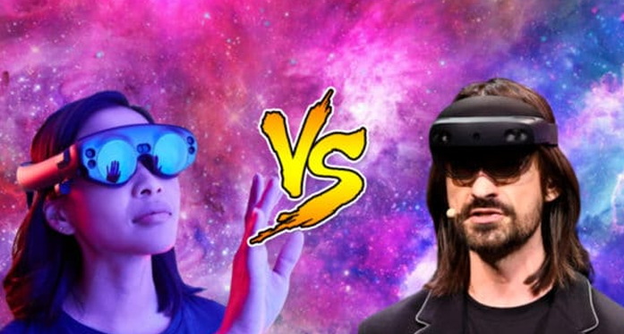 HoloLens 2 vs Magic Leap One: what is the best AR headset in 2019?