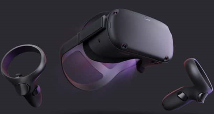 Oculus Quest at the GDC 2019