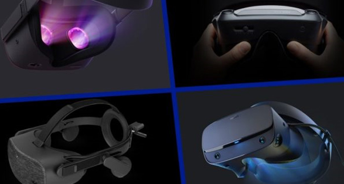 A Short Guide to the 4 major VR Headsets to be released this Spring