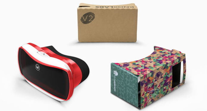 Advantages and disadvantages of Google Cardboard