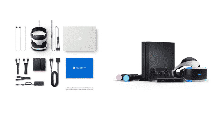 Installing the PlayStation VR