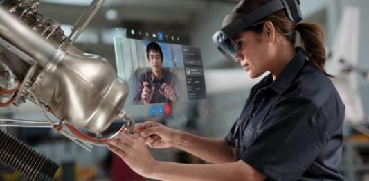 Microsoft HoloLens 2 - New AR Headset