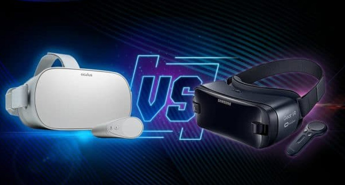 Oculus Go vs Samsung Gear VR: Which is the Best Mobile VR Headset?