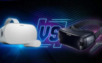 Oculus Go vs Samsung Gear VR
