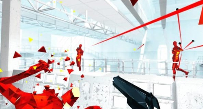 Superhot VR: 800,000 games sold, even better than on PC