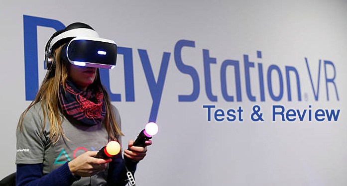 PlayStation VR Test & Review: Sony's Virtual Reality Headset for PS4