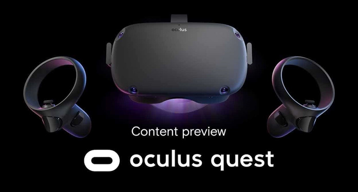 The Oculus Quest-the new generation