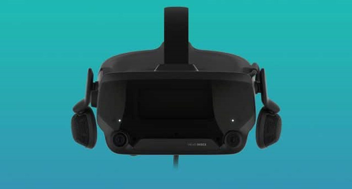 The Valve Index is the first virtual reality headset of the creator of Steam