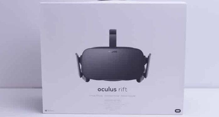 Face the Oculus Rift