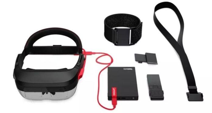 Lenovo ThinkReality-software platform