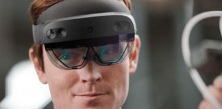 Microsoft HoloLens 2 Development Edition