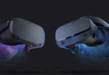 Oculus Quest and Rift