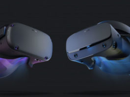Oculus Quest and Rift