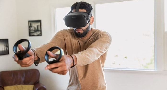 Oculus Quest- powerful and liberating