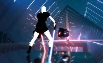 PlayStation VR - Beat Saber