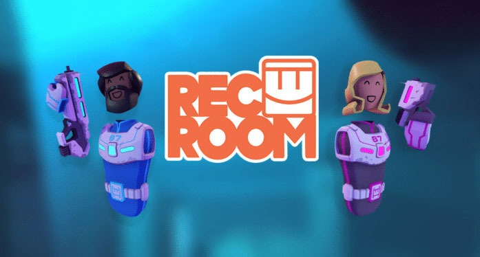 Rec Room-Games with friends on Oculus Quest