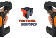 Tactical Haptics - Revolutionary VR Controllers
