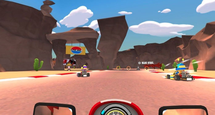 VR Karts-Sprint