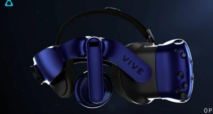 HTC Vive Pro: HTC's new VR headset - Infos, Prices, Dates