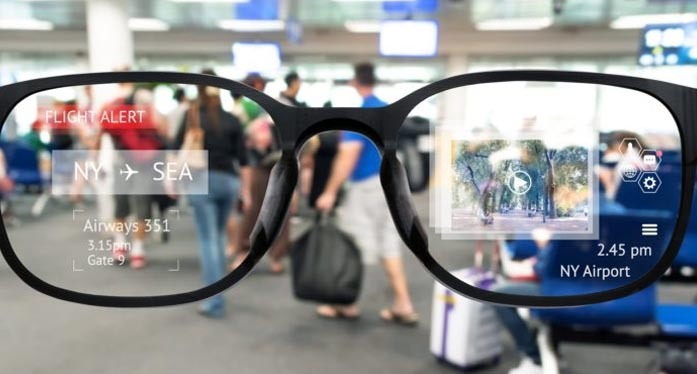 Apple ARKit 3 way for 2020 eyewear