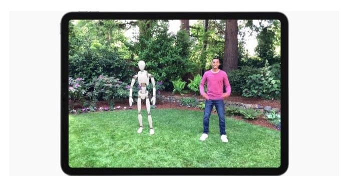 Apple ARKit 3: an unexpected giant step for Augmented Reality