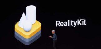 Apple RealityKit