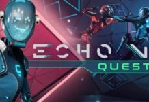 Echo Arena - best multiplayer VR game