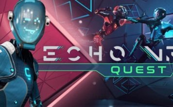Echo Arena - best multiplayer VR game
