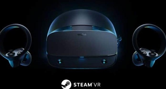 How to use the Oculus Rift S headset on Steam VR?