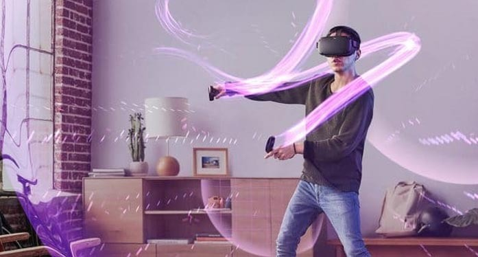 benefits of Oculus Touch