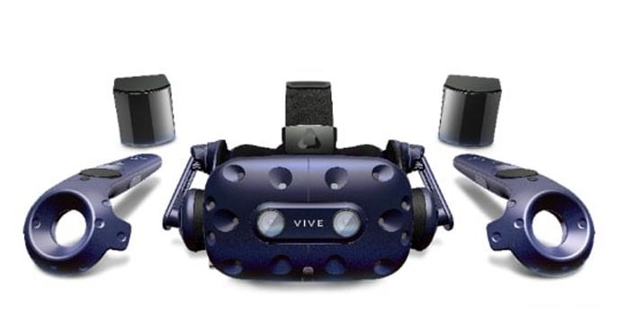 complete Vive Pro 2.0 kit