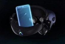 HTC Vive-mixed reality