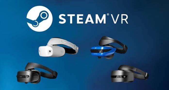 How to use Steam VR on Windows Mixed Reality