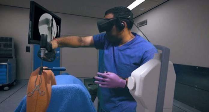 Osso VR-the training platform